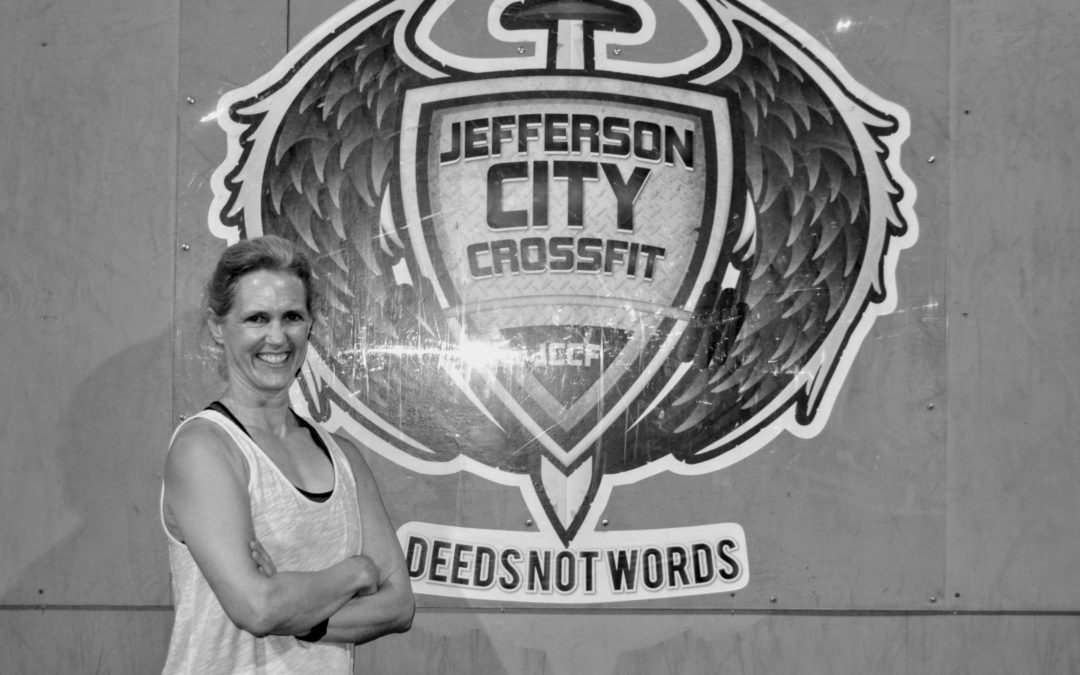 Meet our JCCF Super Hero and Black Belt – Gwen Blotevogel