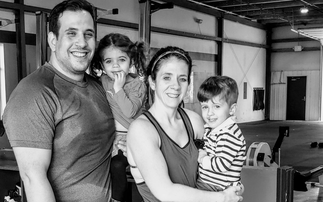 Announcing JCCF MVP!! – Meet Buffy Atout, Teacher by Day and CrossFit Rooster!